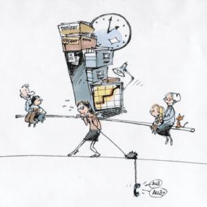 Peut-on avoir un équilibre de vie professionnelle et personnelle ?